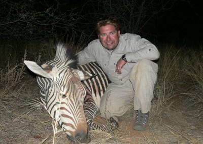 Kudu, Zebra, Oryx, Warthog